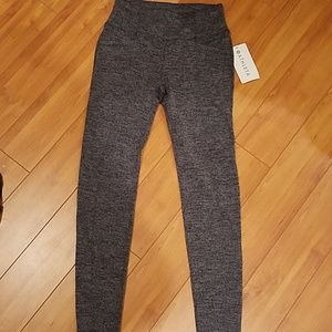 Athleta dark grey leggings size small